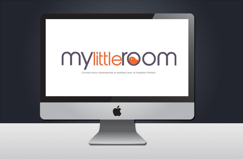 Design finalisé du logotype en couleur